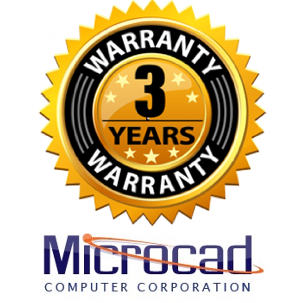 Microcad Refurbished Items 3 Year Warranty (In House)