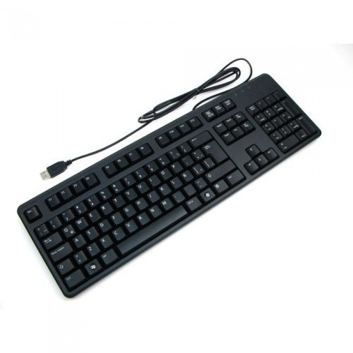 USB, Wired Keyboard ONLY